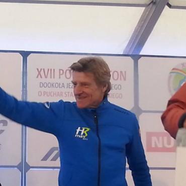 2 miejsce Janka Bednarka w kategorii M60